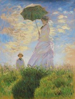 Handgemaltes Olgemalde Reproduktion Von Claude Monet 169 95