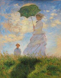 Handgemaltes Olgemalde Reproduktion Von Claude Monet 249 95