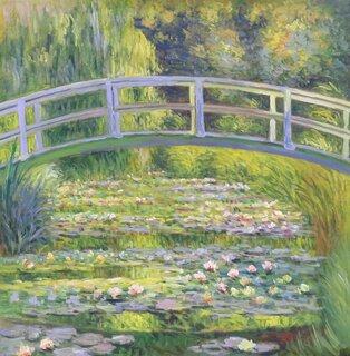 Handgemaltes Olgemalde Reproduktion Von Claude Monet 239 95
